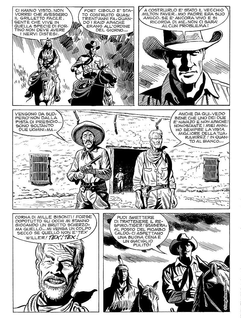 I rangers di Finnegan - Sergio Bonelli