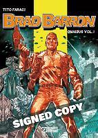 Brad Barron Omnibus 1 (di 3) - Signed
