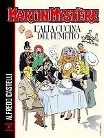 Martin Mystère. L'alta cucina del fumetto