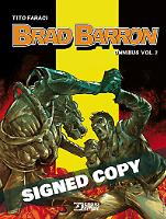 Brad Barron Omnibus 2 (di 3) - Signed edition