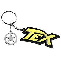 Tex keyring