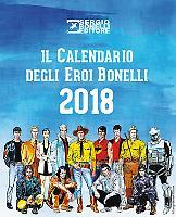 Bonelli Calendar 2018