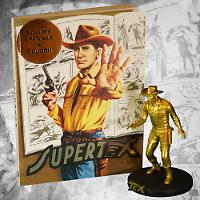 Tex. 3D figure - Gold edition