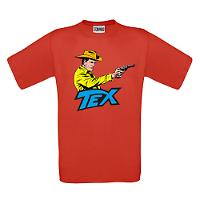 Tex T-shirt - Red