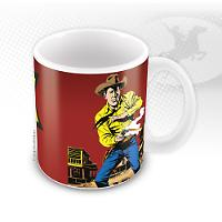 Tex Mug Gunslinger