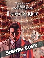 Le Stagioni del Commissario Ricciardi. Il senso del dolore - Signed edition