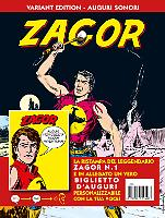 Zagor 1 - Greeting card with sound