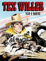 Tex Willer 1 - Variant Claudio Villa
