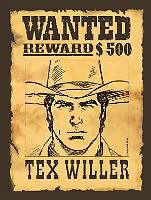 Tex Willer 1 - Variant wanted