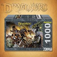 The puzzle of Dragonero