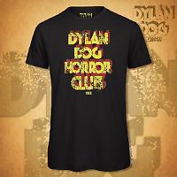T-shirt Dylan Dog - Horror Club