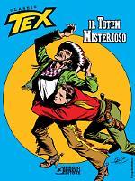 """Tex Classic 1 - Variant """"Mano rossa"""""""