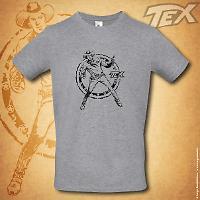 Tex t-shirt Ranger - Grey