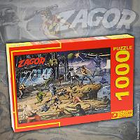 The puzzle of Zagor's enemies