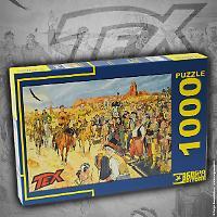 The puzzle of Tex in a Navajo village