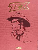 Tex l'inesorabile - Edizione limitata numerata - Red cover