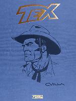 Tex l'inesorabile - Edizione limitata numerata - Blue cover