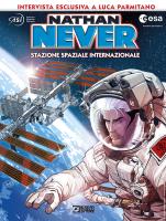 Nathan Never Stazione - Spaziale Internazionale