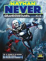 Nathan Never GrandeRistampa n° 14