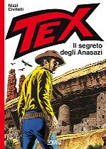 Tex. Il segreto degli Anasazi