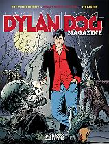 Dylan Dog magazine 2016 - cover