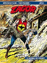 La banda dei cinque - Speciale Zagor 28 cover
