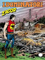 I dominatori - Zagor 611 cover
