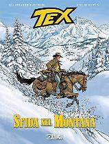 Sfida nel Montana - Tex Romanzi a fumetti 04