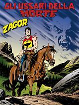 Gli ussari della morte - Zagor 618 cover