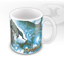 Mug Dragonero Ghosts