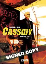 Cassidy Omnibus (1 of 3) - Signed copy