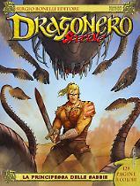 La principessa delle sabbie - Speciale Dragonero 04 cover