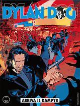 Arriva il Dampyr - Dylan Dog 371 cover B