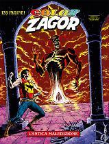 L'antica maledizione - Color Zagor 5 cover