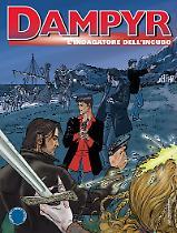 L'Indagatore dell'Incubo - Dampyr 209 cover A
