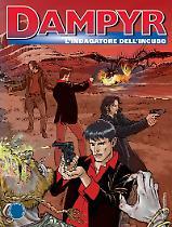 L'Indagatore dell'Incubo - Dampyr 209 cover B
