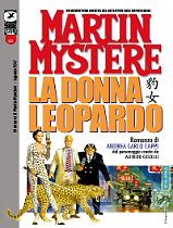 La donna leopardo - Martin Mystère book cover