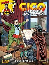 Un genio per caso - Cico  Spasso Nel Tempo 04 cover