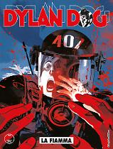 La fiamma - Dylan Dog 373 cover