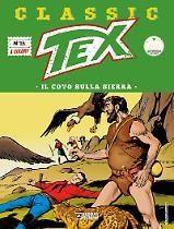 Il covo sulla Sierra - Tex Classic 15 cover