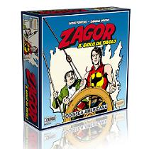 Zagor Odissea Americana - The boardgame