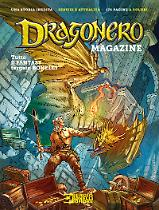Dragonero Magazine 2017 cover