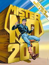 Mister No 200 - Gold