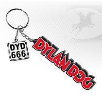 Dylan Dog Keyring