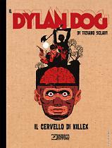 Il cervello di Killex - Il Dylan Dog di Tiziano Sclavi 08 cover