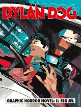 Graphic Horror Novel: il sequel! - Dylan Dog 376 cover