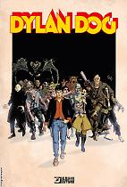 Dylan Dog Poster - Old Boy