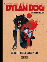 Le notti della luna piena - Il Dylan Dog di Tiziano Sclavi 09 cover