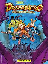 Il demone alato - Dragonero Adventures 03 cover