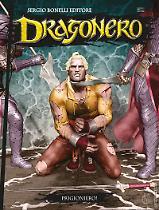 Prigioniero! - Dragonero 57 cover